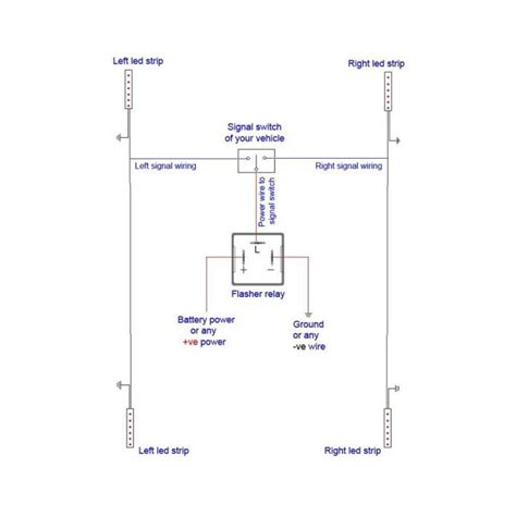 3 pin flasher relay wiring diagram 34 wiring diagram