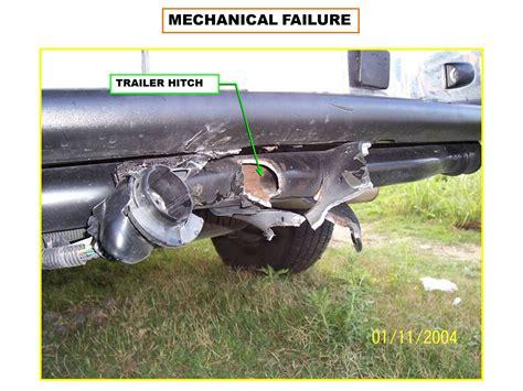 Mechanical Failure momentum engineering corp reconstruction los