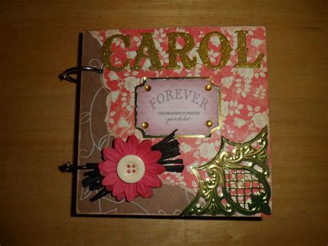 Handmade Memory Book - the 216 best images about my handmade cards on