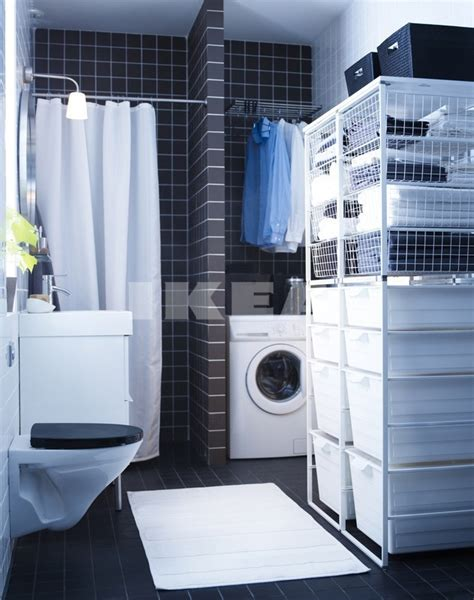 bathroom with laundry room ideas ikea bathrooms