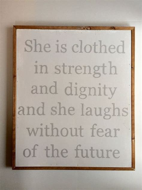 she is clothed with strength dignity and laughs without fear of the future a journal to record prayer journal for and praise and give journal notebook diary series volume 5 books she is clothed with strength and dignity proverbs 31 25 by