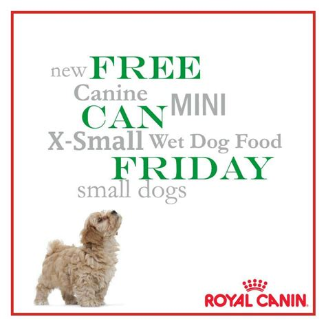 dog food coupon amazon free can of royal canin dog food freebie friday printable