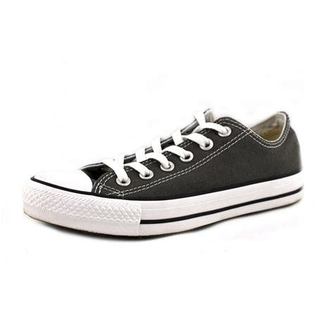 all shoes converse converse chuck all womens canvas gray