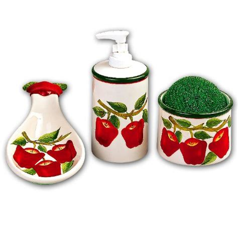Green Apple Kitchen Decor by Green Apple Decor Green Apple Antique Wall Decorations