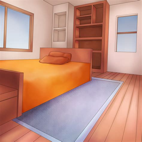 Background Bedroom by Anime Bedroom Background Images