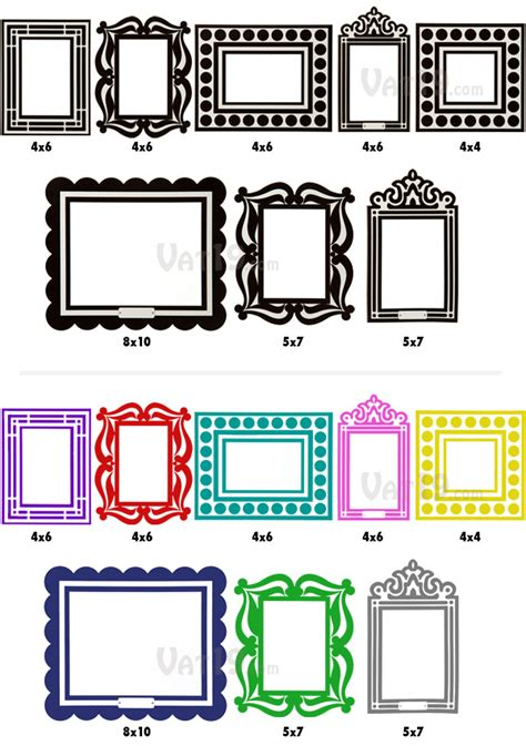 how to stick photo frames on wall without nails stick r frames removable and reusable sticker picture frames