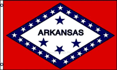 Arkansas State Mba Reviews by Arkansas State Flag 3x5 Polyester