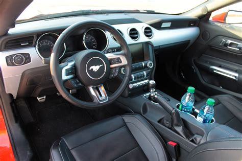 2015 ford mustang gt interior 11 sam s thoughts