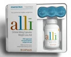 Alli Diet Pill Approved By Fda by Alli