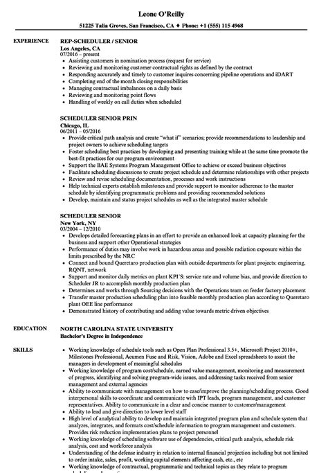 radiology scheduler sle resume scheduler sle resume free general release of