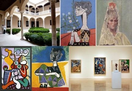 picasso paintings malaga pablo picasso museum in m 225 laga spain world reviewer