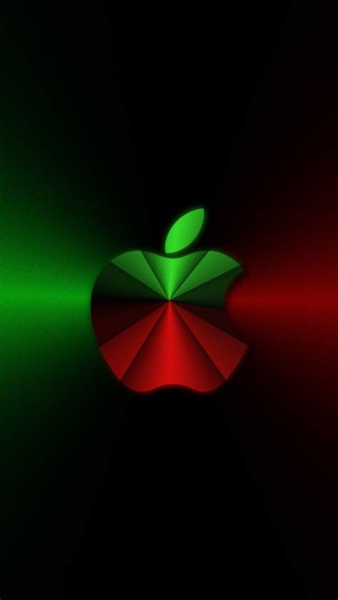 red crystal apple logo iphone wallpaper iphones ipod 609 best computer wallpaper images on pinterest