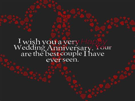 Best 35  Happy Wedding Anniversary Wishes, Quotes and