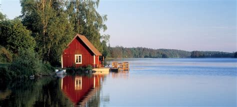 Swedish Lakeside Cabins by Sweden Holidays Holidays In Sweden 2017 From Sunvil
