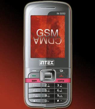 intex in 5050 dual sim phone announced for india