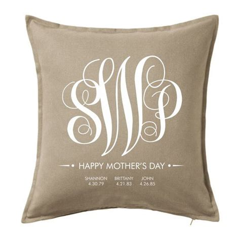 Pillows For Mothers by 1000 Images About S Day Gift On