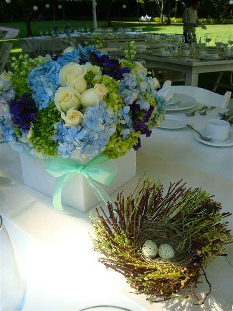 15 centros de mesa para bautizo florales una ceremonia de valores para el bautizo de nicol 225 s fiestas centerpieces and ideas para