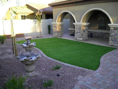 Landscape Design With Artificial Grass Artificial Grass Archives The Landscape Pros