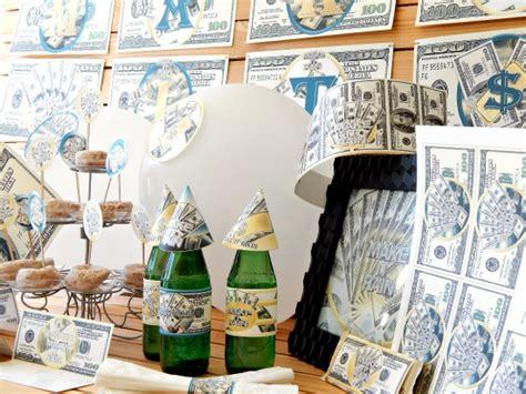 printable money supplies money theme decorations - Money Themed Decorations