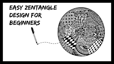basics of design layout typography for beginners pdf easy zentangle design for beginners youtube