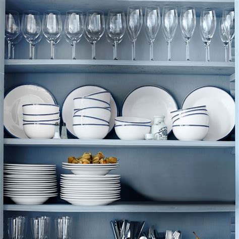 Williams Sonoma Kitchen by Williams Sonoma Open Kitchen Bistro Dinner Plates Set Of