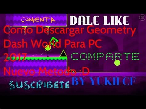 descargar full version geometry dash para pc como descargar geometry dash world para pc 2017 ultima