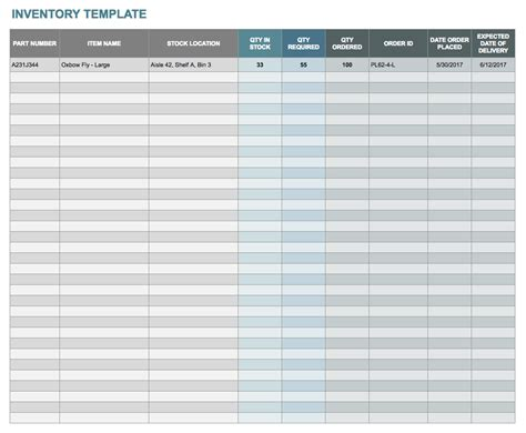 order tracking spreadsheet template laobingkaisuo com