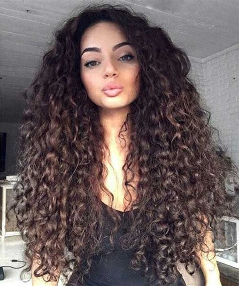 The Best Long Curly Hairstyles Ideas For Women