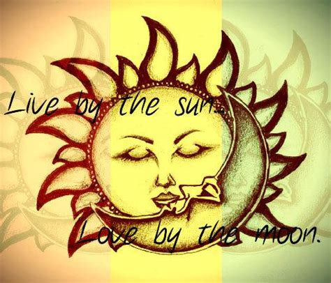 live by the sun love by the moon tattoo live by the sun by the moon home decorating diy
