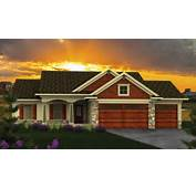 Ranch House Plans And Designs At BuilderHousePlanscom