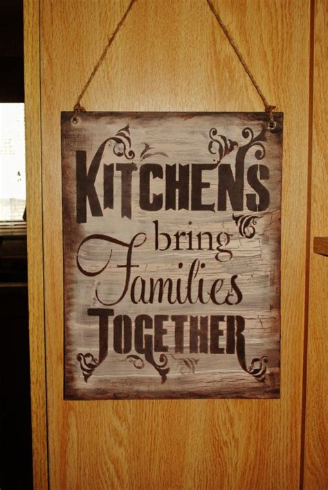 kitchen amazing wooden signs for kitchen wooden signs