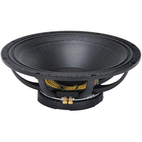 Speaker Canon 18 Inch peavey 18 quot low rider subwoofer speaker