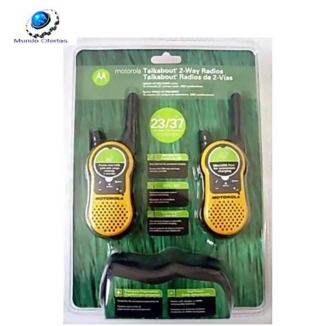 Motorola Mh230 set 2 radios intercomunicadoras motorola mh230 hasta
