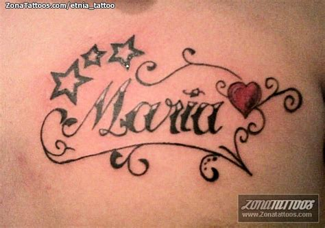 imagenes de tatuajes de nombres para mujeres imagen de nombre maria con estilo gotico para tatuaje imagui