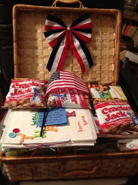 Gift Basket Thank You Letter 135 best images about 4th of july basket ideas on