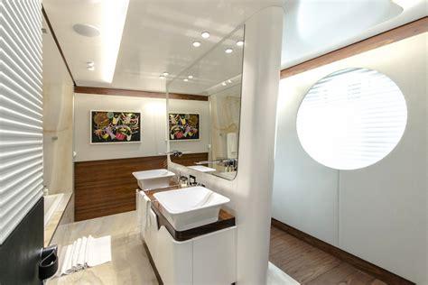Katina Yacht Bathroom Luxury Yacht Browser By Charter Bathroom