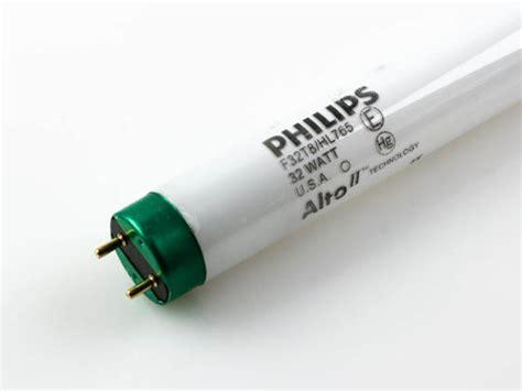 Lu Philips 32 Watt philips 32 watt 48 inch t8 daylight white