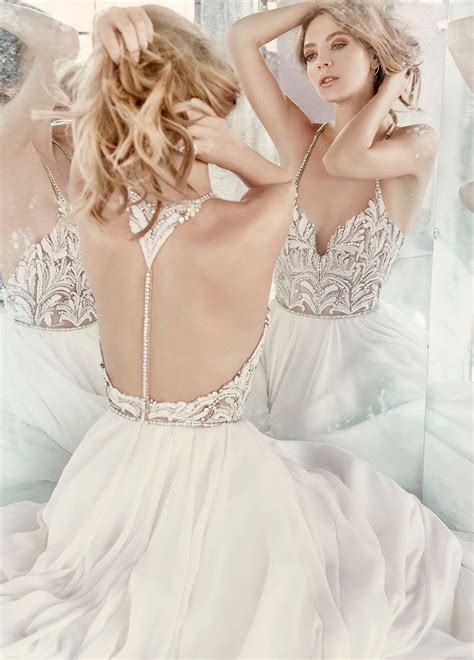 Dress Teresa bridal gowns and wedding dresses by jlm couture style 6609