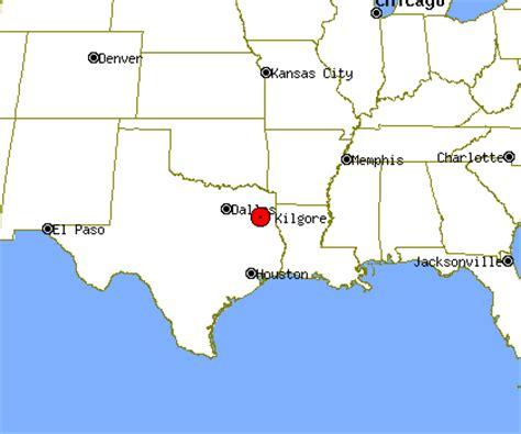 map of kilgore texas kilgore profile kilgore tx population crime map