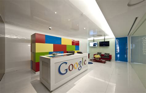 office google inspiring design concept for google office in mexico