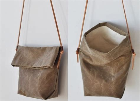 Miller Foldable Leather Tote by 25 Best Ideas About Leather Bag Pattern On