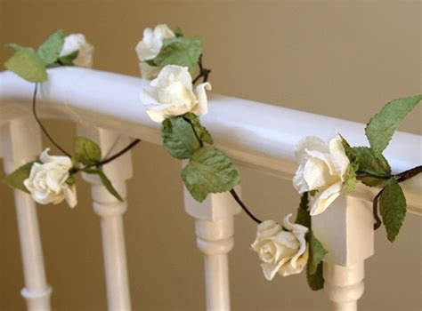 Handmade Wedding Decor - paper flowers archives the wedding company the