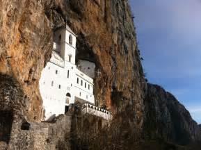 Single Story House ostrog monastery andtheywalked com