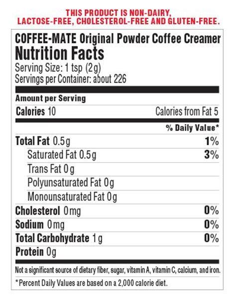 Coffee mate Coffee mate Original, 22 Ounce Jar: Amazon.com