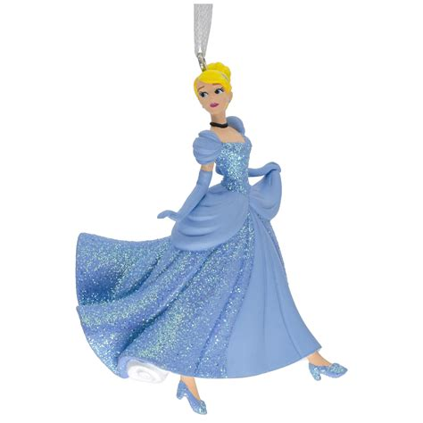 hallmark disney cinderella christmas ornament