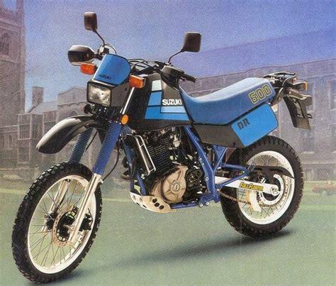 Dr 600 Suzuki Echappements Pour Suzuki Dr 600 S Djebel Sn41a Motokristen