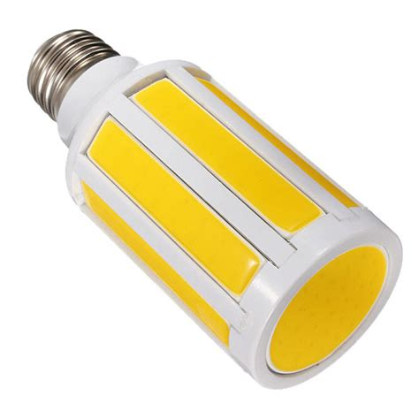 corn cob led light bulbs buy e27 led 12w cob ac 220v warm white white corn