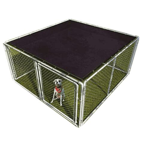 10x10 kennel cover 10 x 10 kennel shade mesh cover