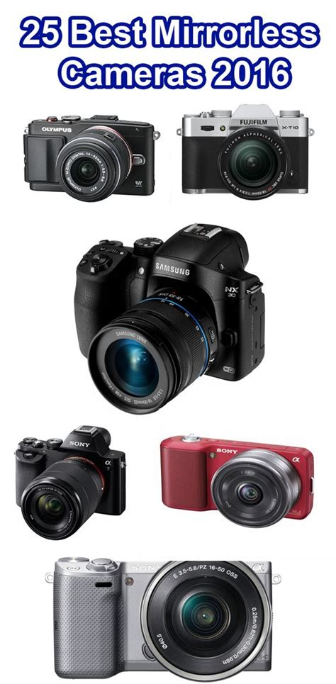affordable mirrorless find the affordable mirrorless cameras 2016 in uk usa you
