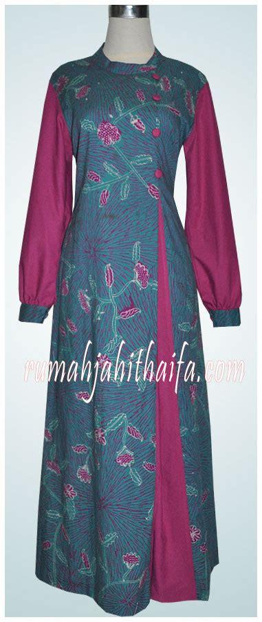 Gamis Ima Toyobo By Yumnaa gamis batik ibu melati rumah jahit haifa